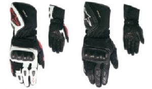 Alpinestars GT-S Xtra-Fit Gore-Tex gloves