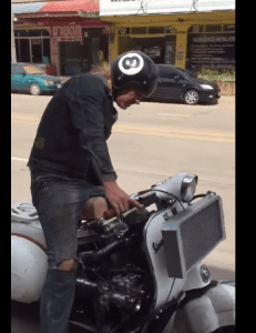 2016-02-18 09_43_20-CRAZY Vespa , Harley Davidson Engine swap - YouTube