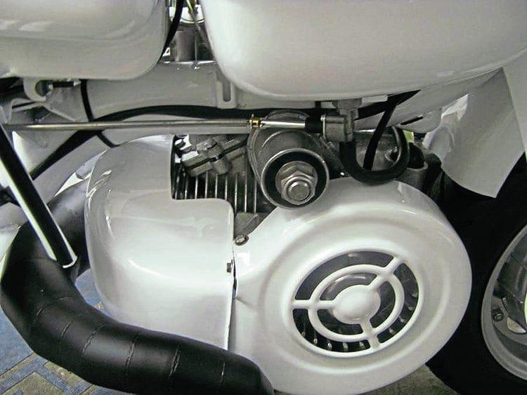 Scootering classics: Essential Lambretta maintenance