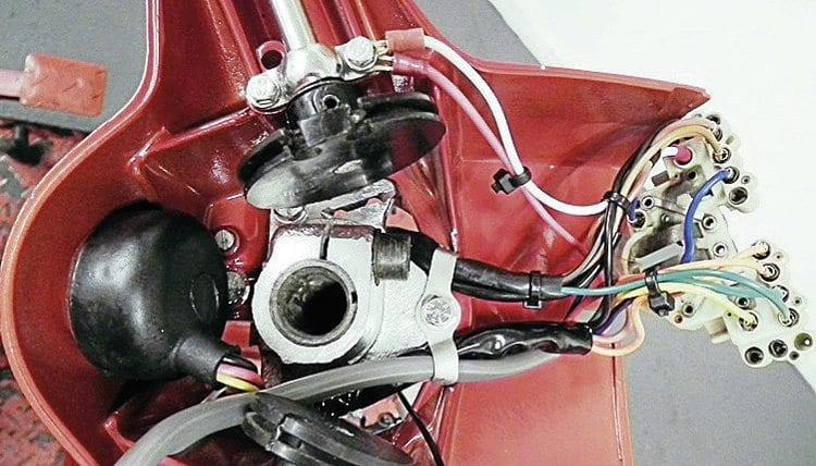 Lambretta Wiring Diagram Photo By Petebphotos Photobucket
