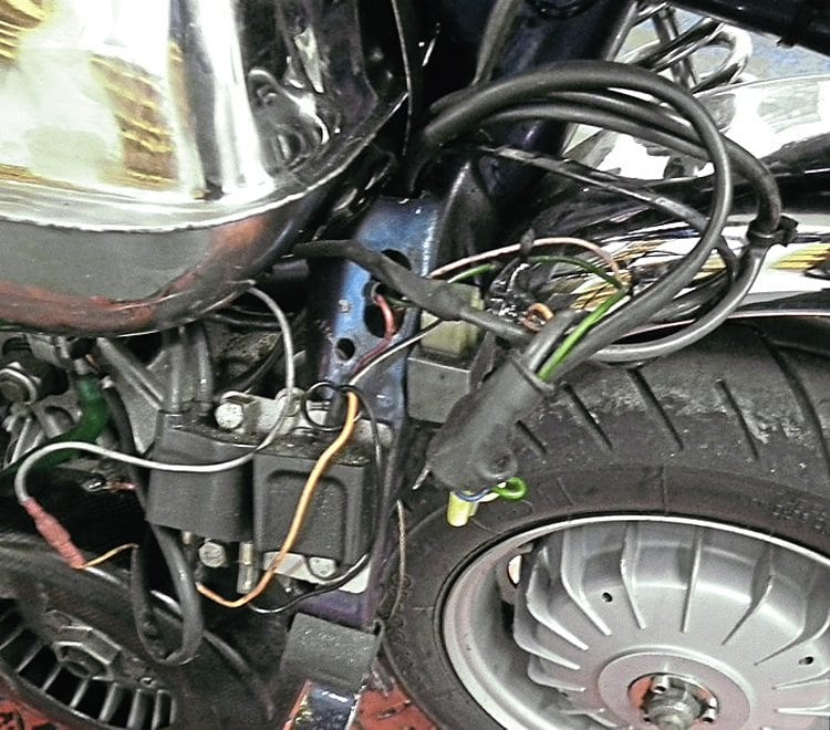 Lambretta Headset Wiring Diagram