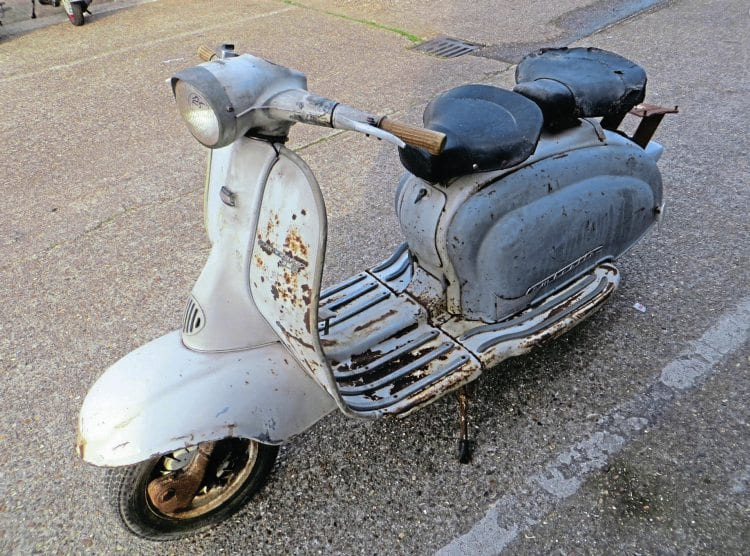 Scootering classics: Mission Accomplished – Scootering