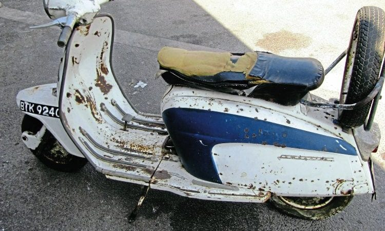 Scootering classics – The Scootering guide to Lambretta