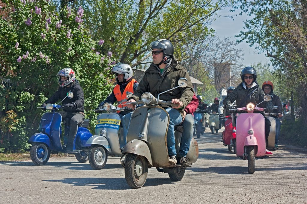 Scooter Club Guide Scootering