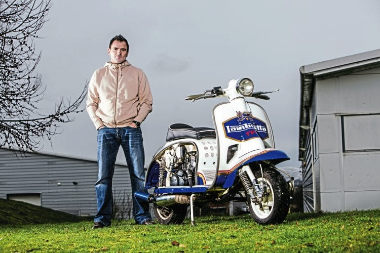 Scootering classics: Smokin' Rothmans Racer – Scootering