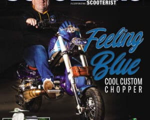 July issue of Scootering