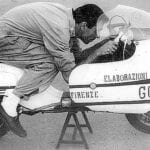 Giancarlo Gori cracked the 150 km/h mark in 1967